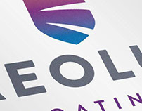 Corporate identiteit Aeolus Coatings