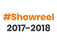 #Showreel 2017-2018