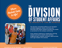 Student Affars Ad for Maverick Connection Directory