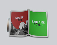 Bifold Brochure Mock-Ups