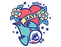 Buque Stickers