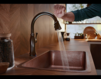 "Delta Faucet | ""See Beautiful Design Do Beautiful Work"""