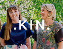 Kin Architects: Branding