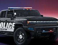 2020 Hummer EV Police Interceptor