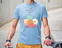 Jaco Haasbroek's T-Shirt Designs for Artokingo