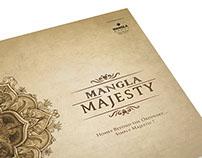 "Brochure for ""Mangla Majesty"""