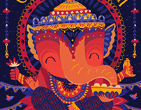Snapchat Ganesh Chaturti Mass Snapp