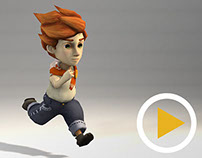 3D CHARACTER ANIMATION FOR GAMES