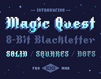 Magic Quest - 8-Bit Blackletter