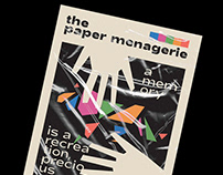 Animated Poster: The Paper Menagerie