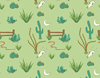 Southwest inspired pattern