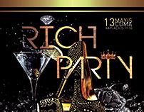 Rich Party Brochure