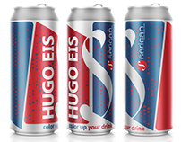 Hugo Eis Beer - Color up your drink