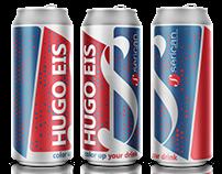 Hugo Eis Beer - Color up your drink