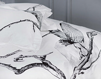 Artwork as a Bed Linen / Muse
