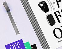 OFF – Graphic dentity