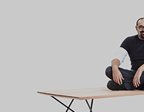 A fluid, durable, natural table: DIAM