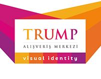 Trump Shopping Mall | Visual identity