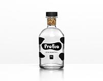 ProBio - Milk Label