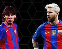 Messi 500