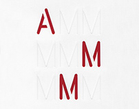 Visual language for AMM architecture