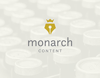 Monarch Content Visual Brand