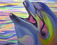 Dolphin's pain