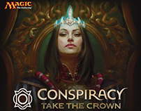 Card Names - Conspiracy: Take the Crown