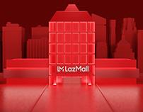 LazMall - 3D project