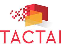 Tactai. Brand design.