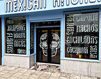 Chido Mexican Kitchen | Branding & Design