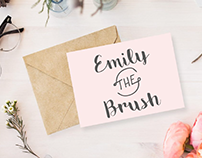 Emily the Brush