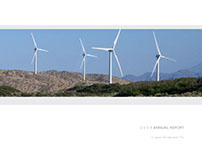 Clipper Windpower Annual Report