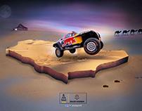 Dakar 2020 دكار السعودية