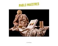 Pablo Maestres Art Book