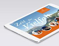 Romantik Hotel Tablet App