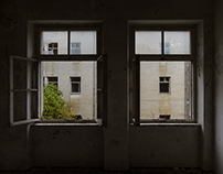 HUMAN ABSENCE - Abandoned military complex lll