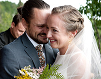 Étienne & Karine (mariage!)