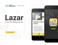 Lazar. Chernihiv Mobile Guide