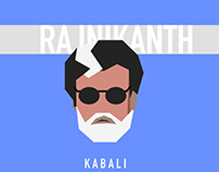 South Indian Actors ILLUSTRATION