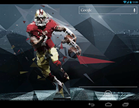 NFL Interactive Wallpaper