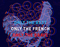 Only the brave Only the french