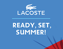 Lacoste Summer Promo