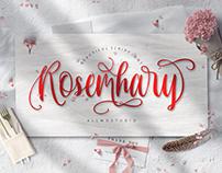Rosemhary Font