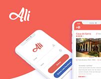Ali - App Design