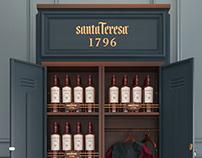 Santa Teresa 1796 POSm