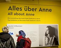 Anne Frank Zentrum Berlin – Neue Dauerausstellung
