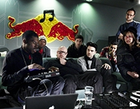 RED BULL MUSIC ACADEMY Web Office