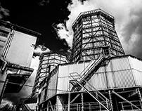 Kraftwerk Plessa - industrial monument
