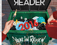 2016 Dumpster Fire - Chicago Reader